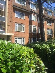 Thumbnail 1 bed flat to rent in Manor Road, Bournemouth
