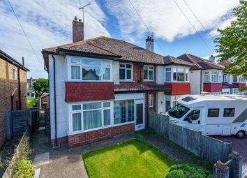 Thumbnail 4 bed semi-detached house for sale in Southdown Road, Bognor Regis