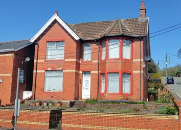 Thumbnail 4 bed detached house for sale in Pengam Road, Ystrad Mynach, Hengoed