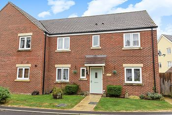 Thumbnail 4 bed property for sale in Southdown Way, Warminster