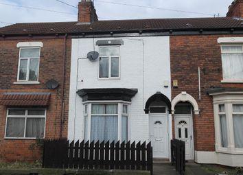 Thumbnail 4 bedroom terraced house for sale in Washington Street, Hull