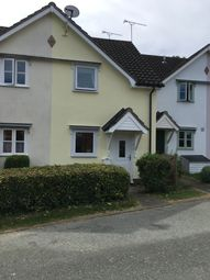 Thumbnail 2 bed terraced house for sale in Deben Rise, Debenham, Stowmarket