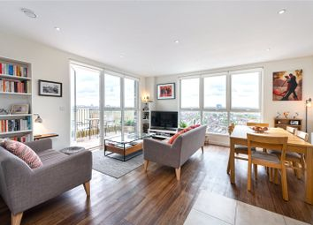 Thumbnail 2 bed flat for sale in Alacia Court, Palmerston Road, London