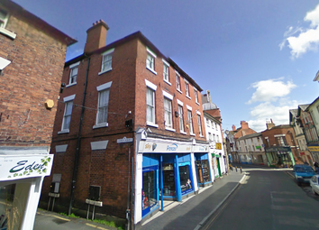 Thumbnail 1 bedroom flat to rent in Flat 7, 38 High Street, Wem, Shrewsbury