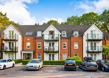 Thumbnail 2 bedroom flat to rent in The Coppice, Church Crookham, Fleet