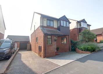 3 bed detached house for sale in Sherwood Drive, Exmouth EX8