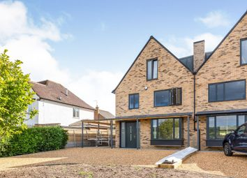 Thumbnail 5 bed semi-detached house for sale in Tring Road, Northchurch, Berkhamsted