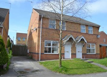 Thumbnail 3 bedroom semi-detached house for sale in Madison Court, Tunstall, Stoke-On-Trent