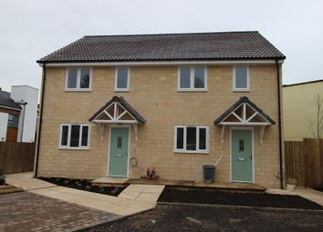 Thumbnail 2 bed semi-detached house to rent in Parkfields, Chippenham