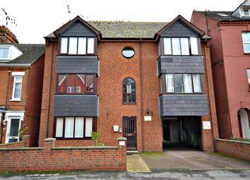 Thumbnail 2 bed flat for sale in Horsley House, 40 Felix Road, Felixstowe