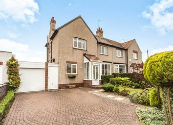Thumbnail 2 bed semi-detached house for sale in Silksworth Lane, Elstob Place, Sunderland