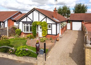 Thumbnail 2 bed detached bungalow for sale in Harlow Court, Strensall, York, North Yorkshire