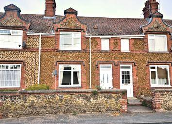 Thumbnail 3 bed terraced house for sale in Lancaster Terrace, Lynn Road, Ingoldisthorpe, King's Lynn