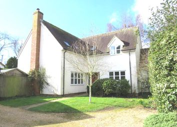 Thumbnail 4 bed detached house for sale in Church End, Barley, Royston