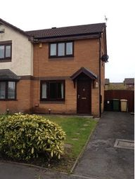 Thumbnail 2 bedroom semi-detached house to rent in Harley Avenue, Harwood, Bolton