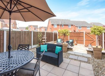Thumbnail 4 bedroom town house for sale in Sunningdale Way, Gainsborough