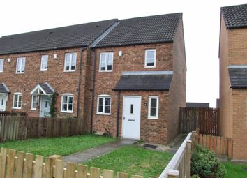 Thumbnail 3 bedroom end terrace house for sale in Cobblestones Drive, Illingworth, Halifax