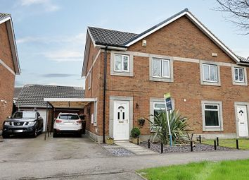 Thumbnail 3 bed semi-detached house for sale in South Bridge Road, Hull