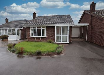 Thumbnail 2 bed detached bungalow for sale in Birchfields Close, Stone