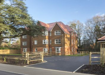 """Thumbnail 2 bed flat for sale in """"Swanwick House"""" at Crosstrees, Allotment Road, Sarisbury Green, Southampton"""