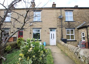 2 bed terraced house for sale in Shelf Hall Lane, Shelf, Halifax HX3