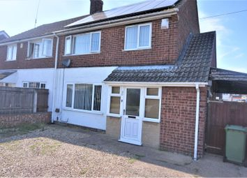 Thumbnail 3 bed semi-detached house for sale in Talbot Road, Immingham