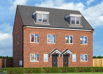"Thumbnail 3 bed property for sale in ""The Bamburgh"" at Gibside, Chester Le Street"