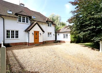Thumbnail 4 bed semi-detached house for sale in Gardeners Hill Road, Frensham, Farnham, Surrey
