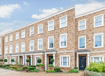 Thumbnail 4 bed terraced house for sale in Palladian Gardens, Chiswick, London