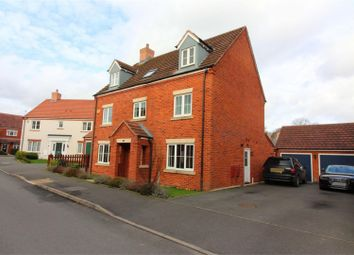 Thumbnail 5 bed detached house for sale in Poundgate Lane, Westwood Heath, Coventry