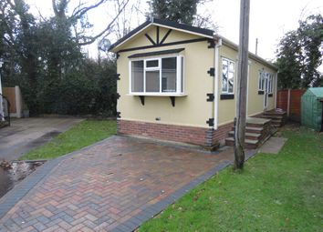 Thumbnail 1 bed mobile/park home for sale in Ball Lane, Coven Heath, Wolverhampton