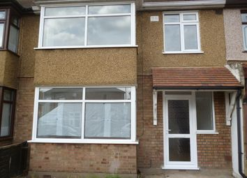 Thumbnail 3 bed terraced house to rent in Cedar Road, Romford, Essex