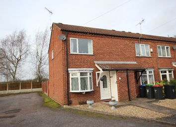 2 bed terraced house to rent in St Mary's Walk, Jacksdale, Notts NG16