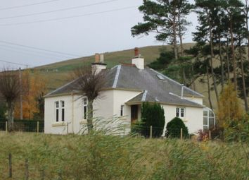 Thumbnail 1 bed cottage to rent in Kilbucho, Biggar