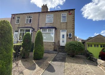 Thumbnail 3 bed semi-detached house for sale in Grafton Road, Keighley, West Yorkshire