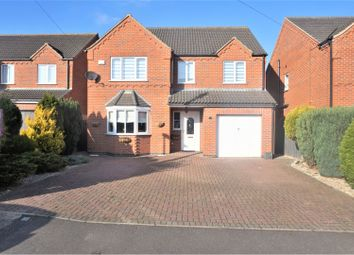 Thumbnail 4 bed detached house for sale in Turnberry Approach, Waltham