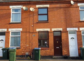 Thumbnail 3 bedroom terraced house to rent in Lansdowne Street, Stoke, Coventry