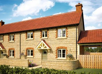 Thumbnail 3 bedroom semi-detached house for sale in Cotswold Homes, Florence Gardens, Chipping Sodbury