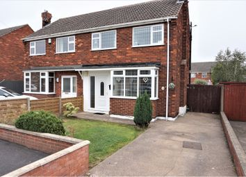 Thumbnail 4 bed semi-detached house for sale in Charles Avenue, Laceby