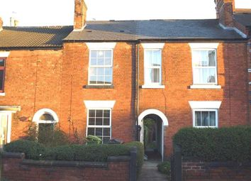 Thumbnail 2 bed terraced house to rent in Queen Street, Chesterfield
