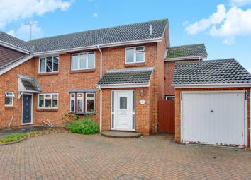 Thumbnail 4 bed semi-detached house for sale in Bartley Road, Benfleet