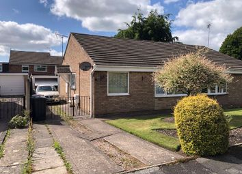 Thumbnail 2 bed semi-detached bungalow for sale in Poplar Close, Congleton