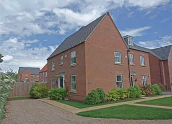 Thumbnail 3 bed semi-detached house for sale in Loddington Close, Syston