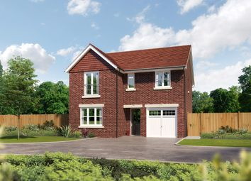 "Thumbnail 4 bed detached house for sale in ""Glenmore II"" at Whittingham Lane, Broughton, Preston"