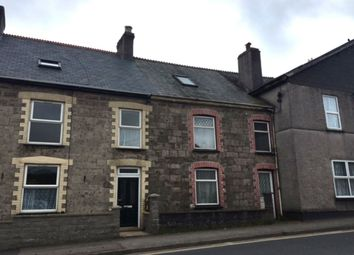 Thumbnail 4 bed terraced house to rent in Fore Street, Bugle, St. Austell