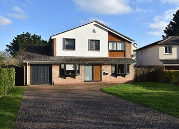 Thumbnail 4 bed detached house for sale in Clyst Valley Road, Clyst St Mary, Near Exeter