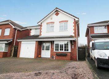 Thumbnail 4 bed detached house for sale in Coppice Green, Elton, Chester, Cheshire