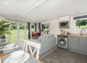 Thumbnail 2 bed mobile/park home for sale in Bempton Lane, Flamborough, Bridlington