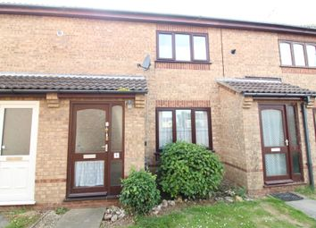 Thumbnail 1 bed terraced house for sale in Webster Way, Caister-On-Sea, Great Yarmouth