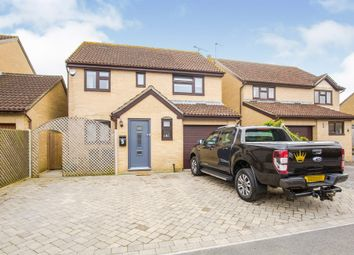 Thumbnail 4 bed detached house for sale in Black Lawn, Gillingham